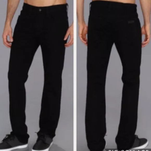 Joe's Jeans Other - JOE'S JEANS THE BRIXTON BLACK STRAIGHT NARROW 28